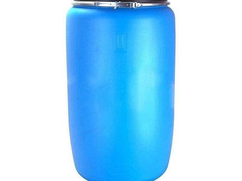 Пластиковая бочка 227 литров с крышкой
