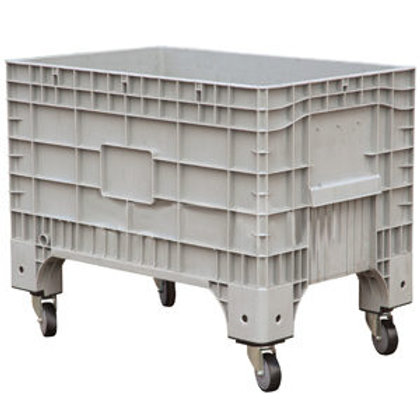 Арт. B-Box 1065 Mini Big Box 1017х636х793 мм на колёсах серый