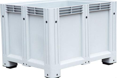 Арт. D-Box 1210 S (850) Big Box 1200x1000x850 мм сплошной на ножках серый