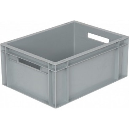 арт. 804 Пластиковый ящик 400х300х175 с ручками, B-4316