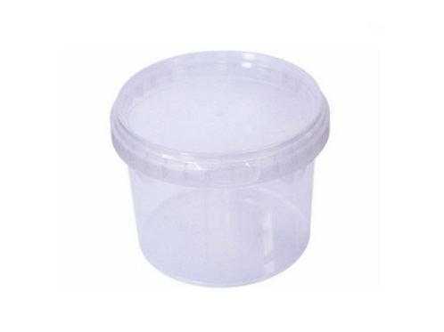 Ведро пластиковое 0,55 л ВП 0,55 б/ц