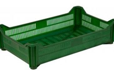 арт. 121 Пластиковый ящик 500x300x120 овощной
