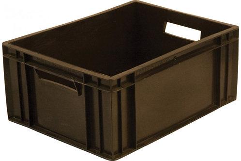 арт. 302-Б3 Пластиковый ящик 400х300х180 дрожжевой, сплошной