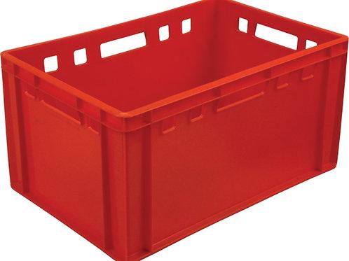 арт. 210 Пластиковый ящик 600х400х300 мясной Е3