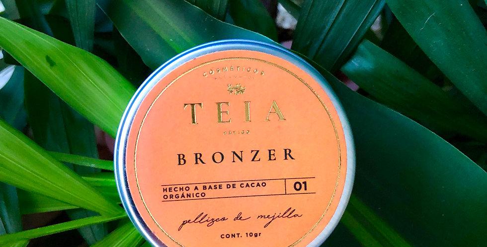 Bronzer de cacao