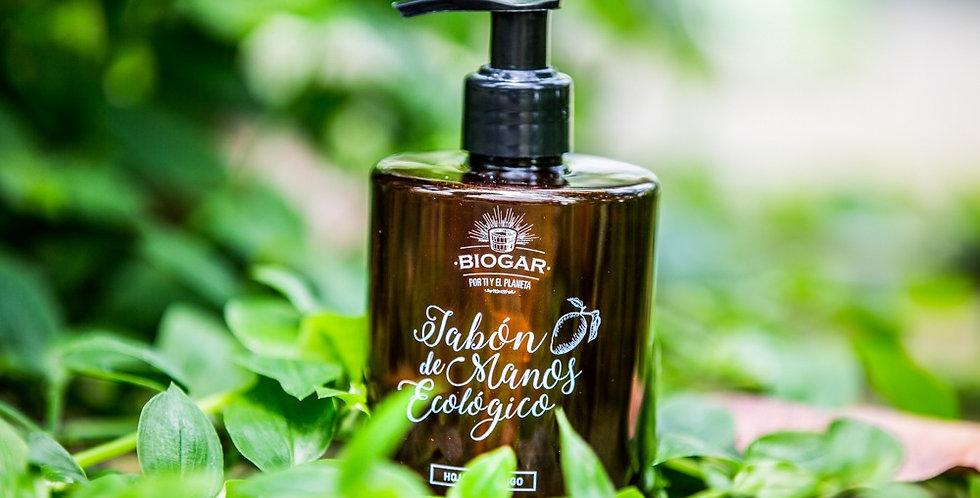 Jabón de manos ecológico