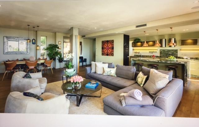 Imara penthouse - lounge