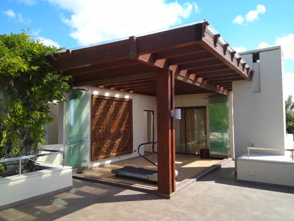 Imara penthouse - solarium