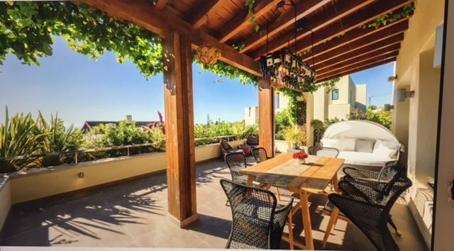Imara penthouse - terrace