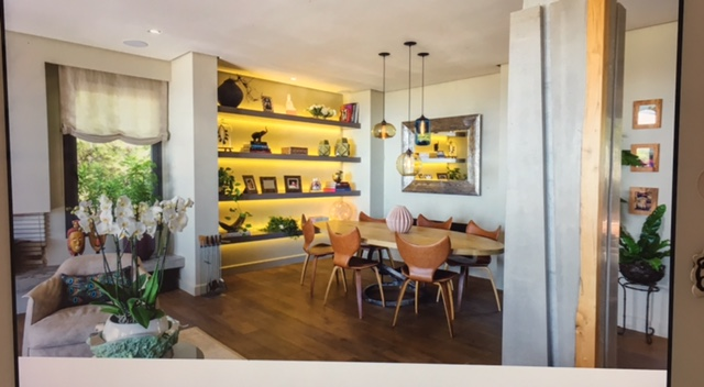 Imara penthouse - dining
