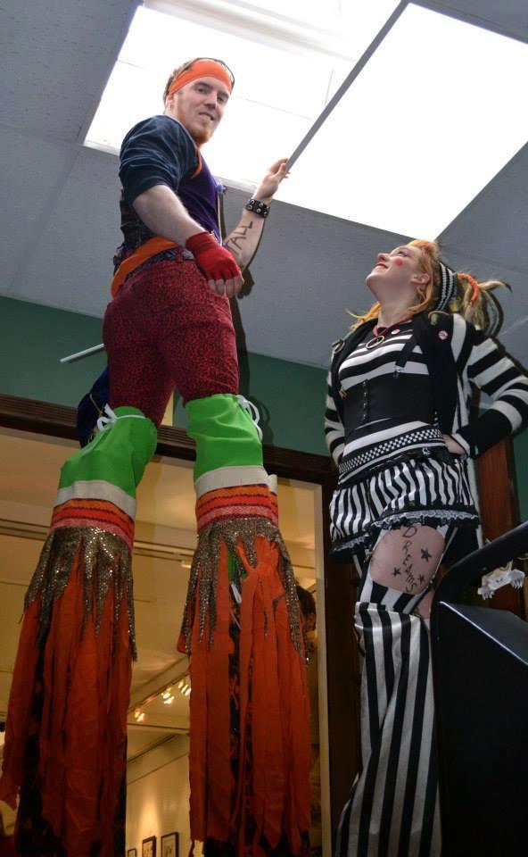 Eclectic Circus at AYE5