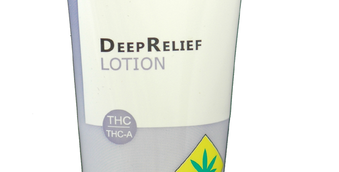 DeepRelief Lotion - 57 g