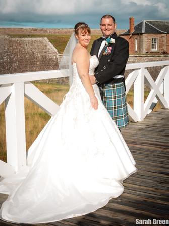 22nd Sept 2018 - Julie & George Wedding