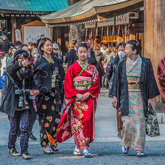 Traditionally Cool in Japan