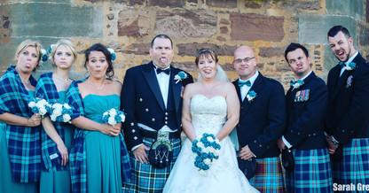 Crazy Bridal Party!