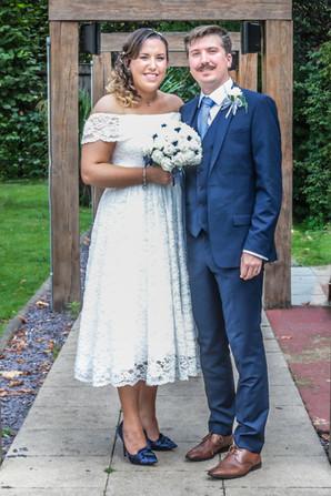 A4 26th Aug 2017 - George & Hollie Weddi