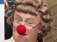 Mrs Brown?