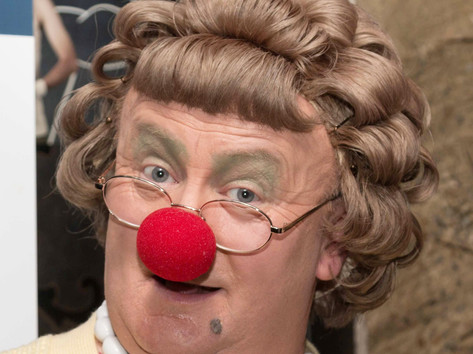Mrs Brown?
