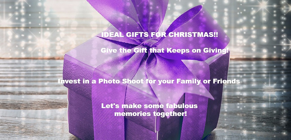 Candidly Purple Photography Gifts for Christmas