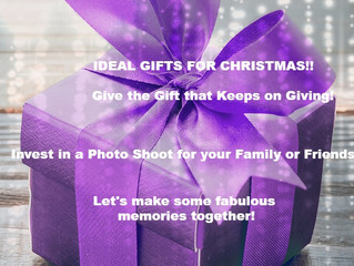 Give the Gift of Photos This Christmas!