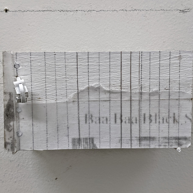 'Incident Wall' Detail