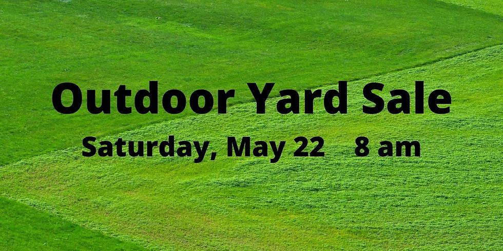 Outdoor Yard Sale