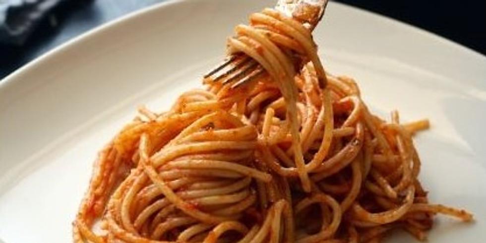 Children's Ministry Spaghetti Supper