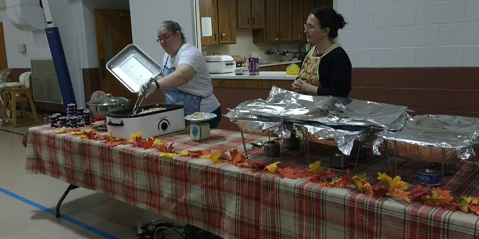FREE Community Thanksgiving Meal