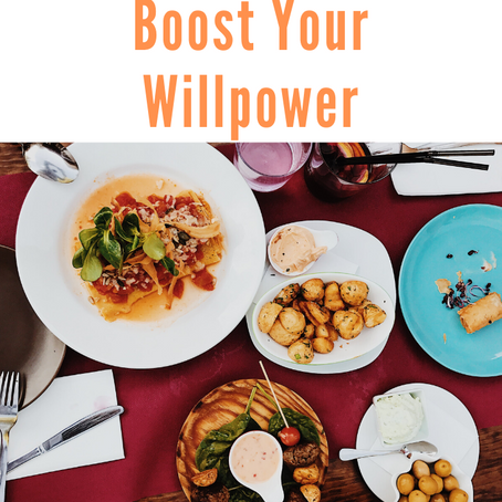 6 Easy Tips to Boost your Willpower