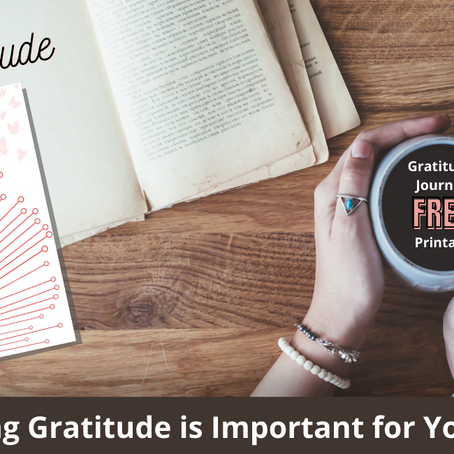 Why Practicing Gratitude is Important for Your Happiness