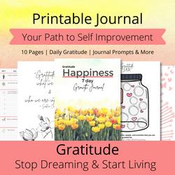 free printable | Gratitude