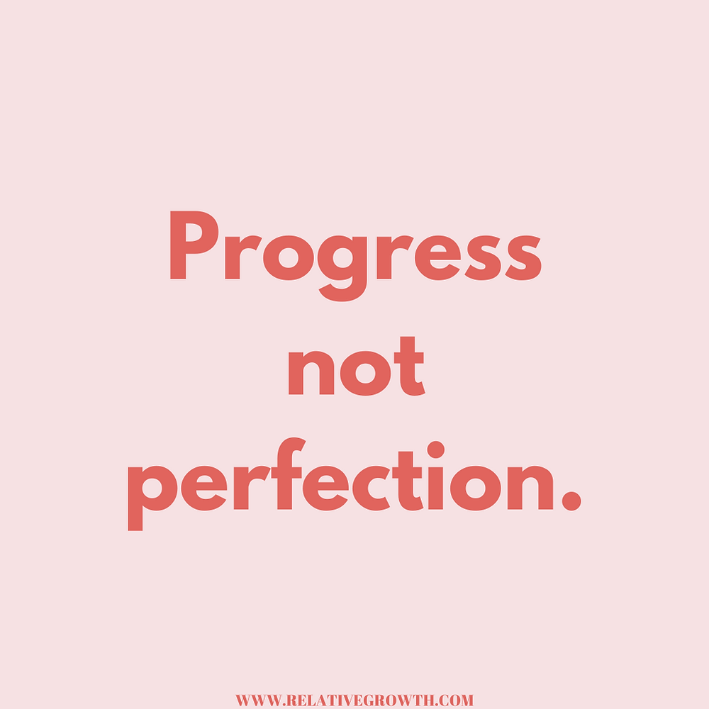 How to finally overcome your perfectionism