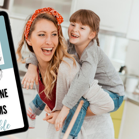 The Best Daily Cleaning Routine for Busy Moms