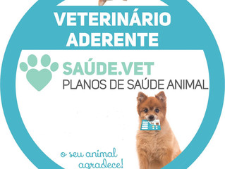 SAÚDE.VET- Plano de saúde animal