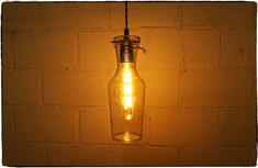 Pendent Lamp: Lock-Eat