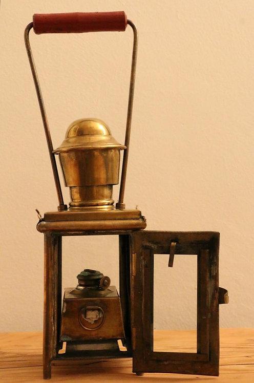 Vintage Railway Lamp