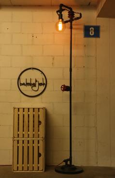 Floor Lamp 020