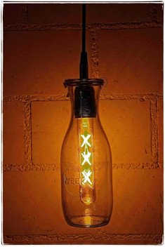 Pendent Lamp: WECK 1062