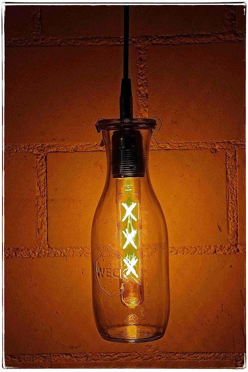 Pendant Lamp: WECK 1062