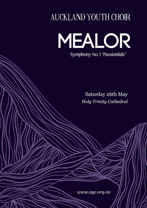 Mealor 2018 Poster