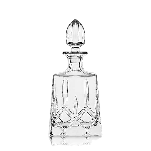 The Admiral Glass Mezcal Style Decanter