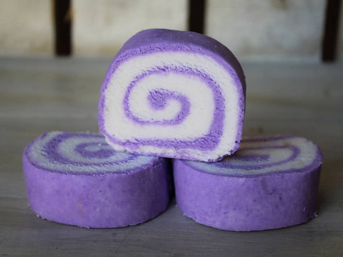 SUGAR PLUM Large Bubble Bar