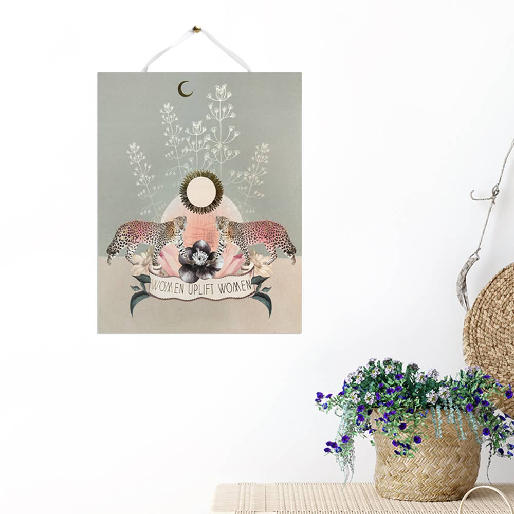 Art Print - Twin Leopards2