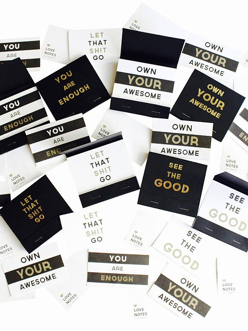 See The Good Love Notes by The Joyologist