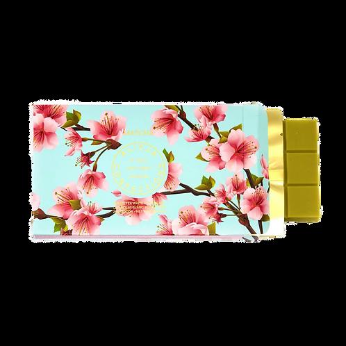 Matcha White Postcard Chocolate Bar 3 oz.