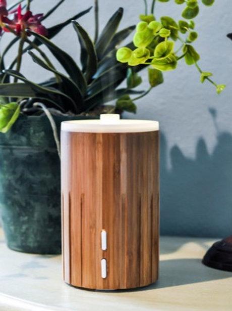 Bamboo Aromatherapy Diffuser. Mental Alchemy Wellness Meditation Gardens