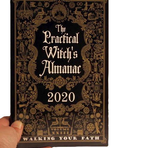 Practical Witch's Almanac 2020: Walking Your Path