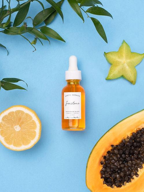 SUNSTONE Hair Revive Elixir: Seaweed & Jasmine 30 ml.