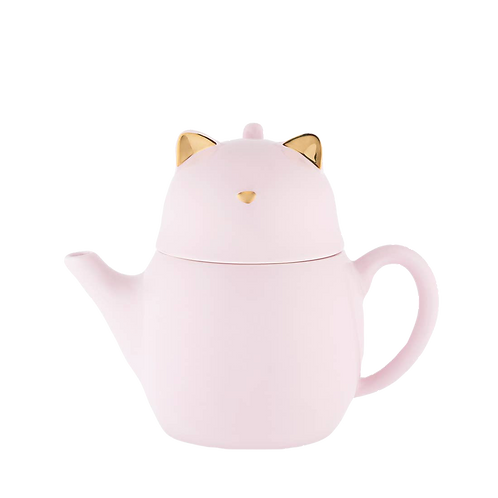 Purrrcy™ Cat Tea for One Set by Pinky Up