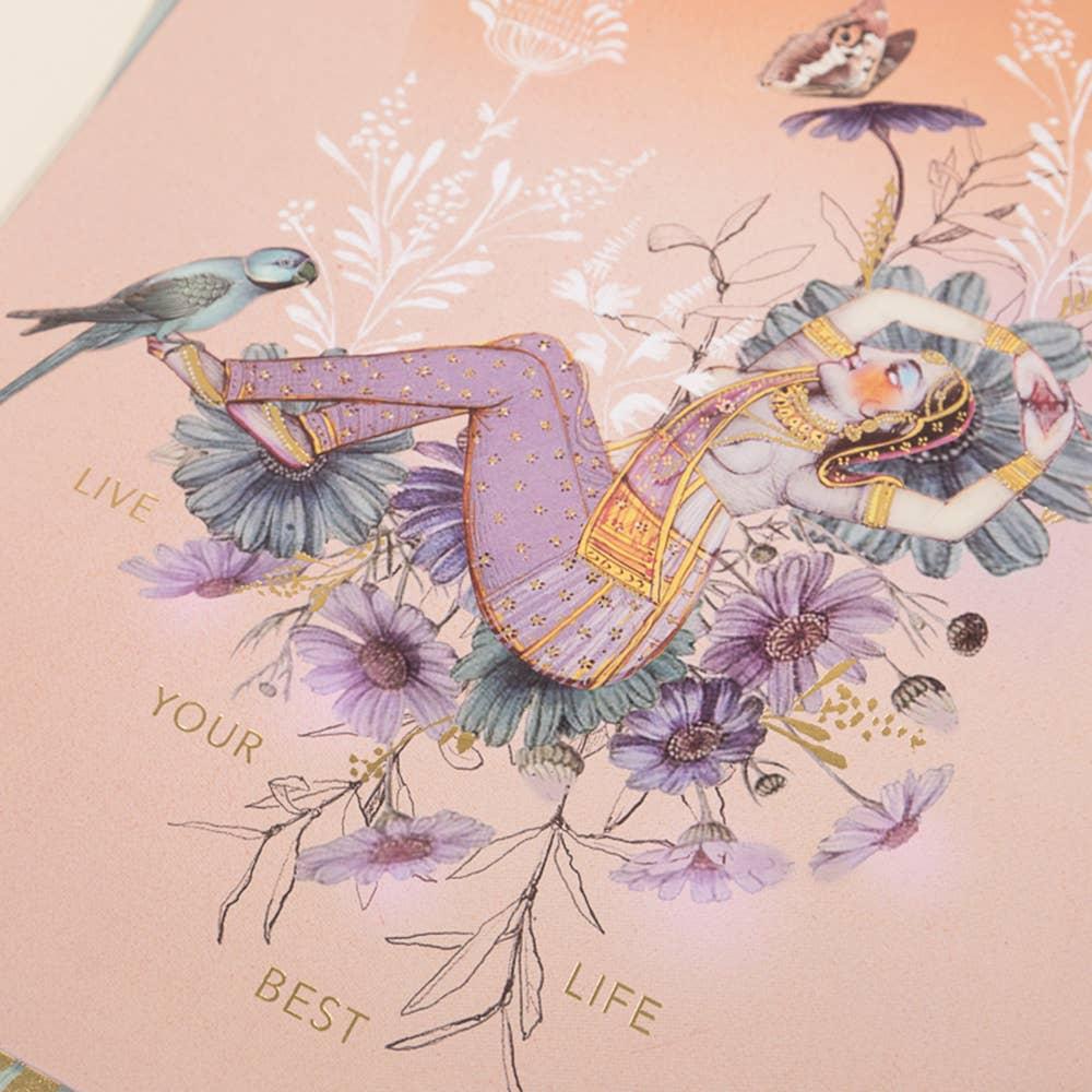 Art Print - Best Life 3